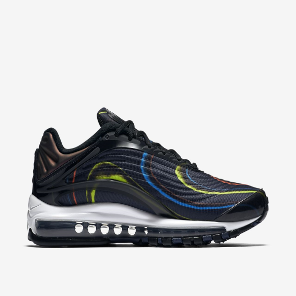 The Nike Air Max Deluxe Men S Shoe Features Lightweight Max Air Cushioning For All Day Comfort While A Combination Con Nike Shoes Air Max Nike Air Max Nike Air