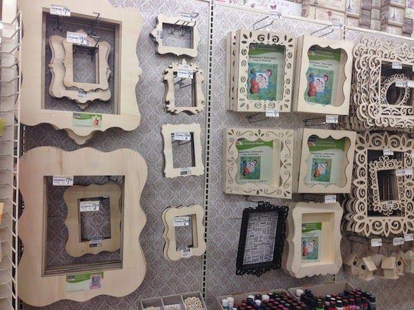 faq all about my classroom rule frames subway art - Wood Frames Michaels