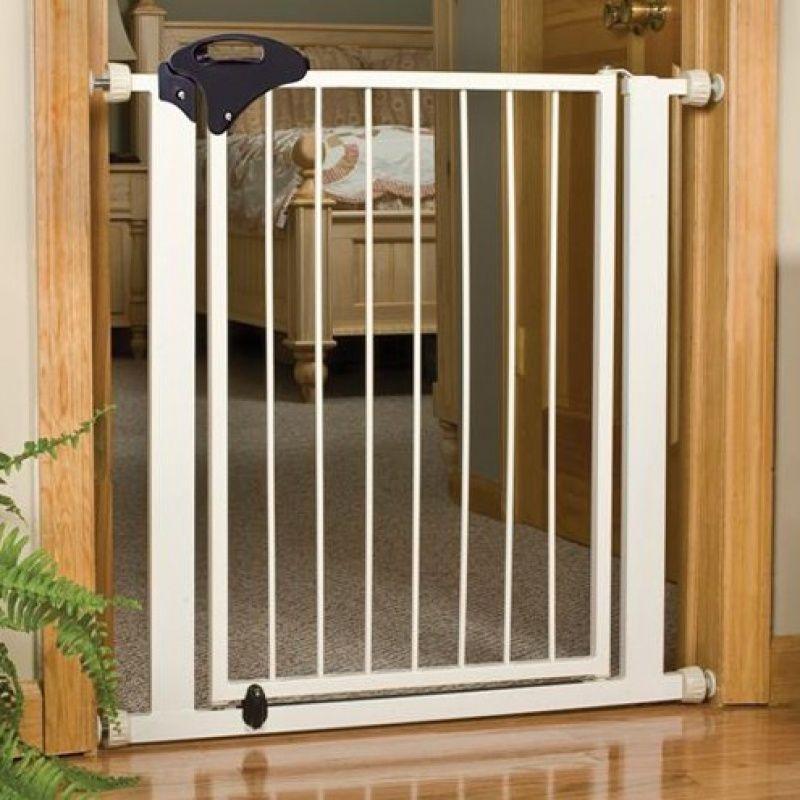 Stunning Indoor Pet Gate Contemporary - Interior Design Ideas ...