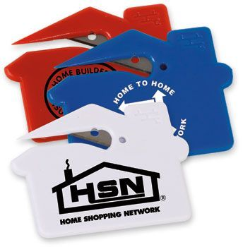 Promotional Products with No Setup Fees on your House Letter