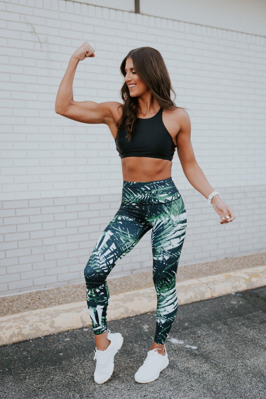 Trainingsroutine zum Abnehmen für Frauen