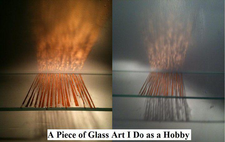 My Glass Shelf