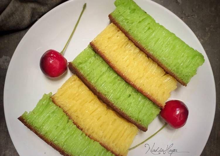Resep Bika Ambon Ekonomis 5 Telur Pakai Happycall Jadi 2x Panggang Oleh Nadia Hayu Resep Panggang Makanan Resep