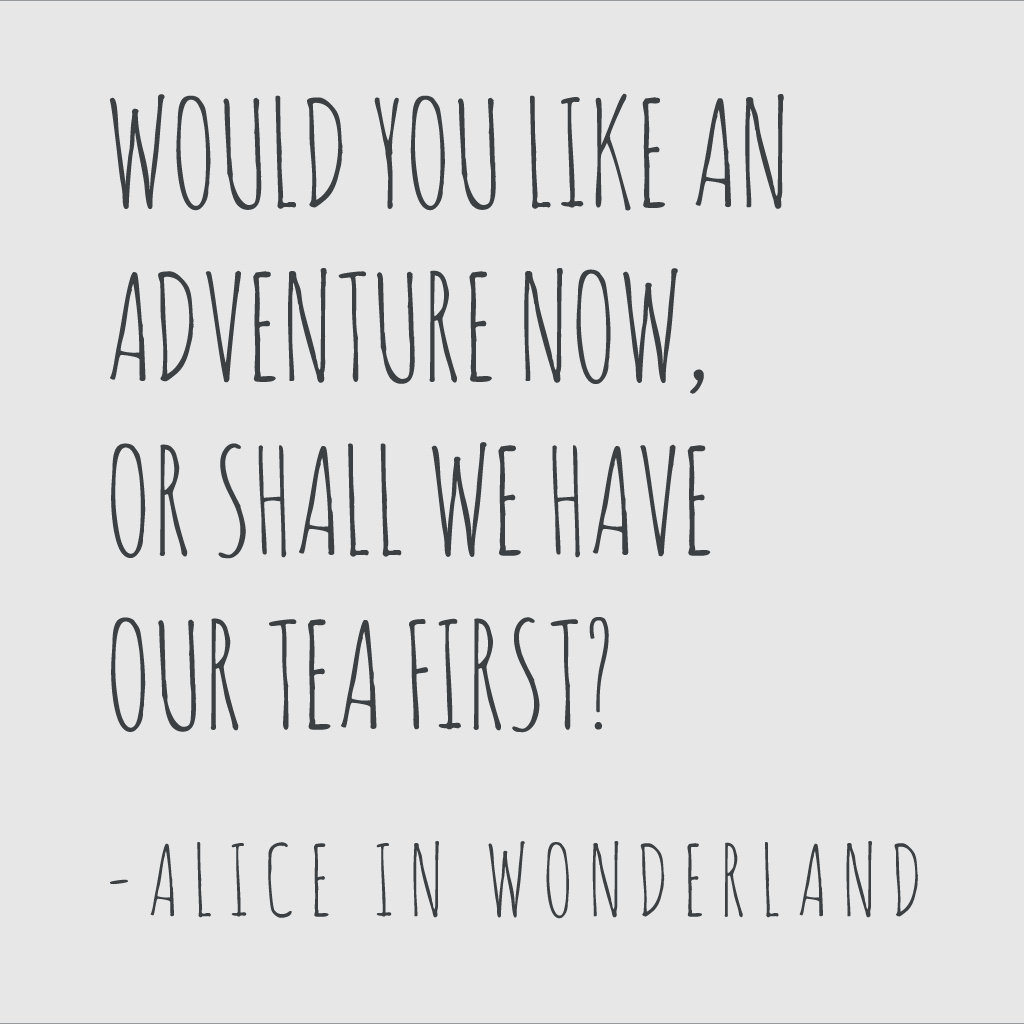 Quotes From Alice In Wonderland New Lots Of Great Tea Quote Printablesalice In Wonderland Tea