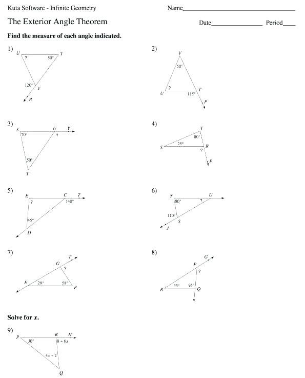 20+ 4th grade math worksheets kuta Popular