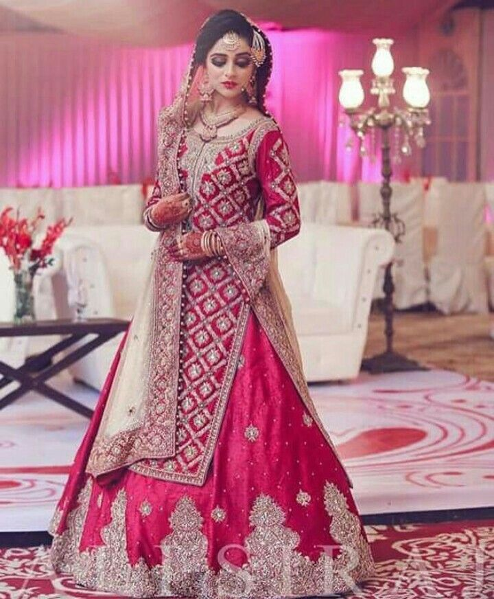Pin de Sarah Izhar en Pakistani Wedding Dresses | Pinterest