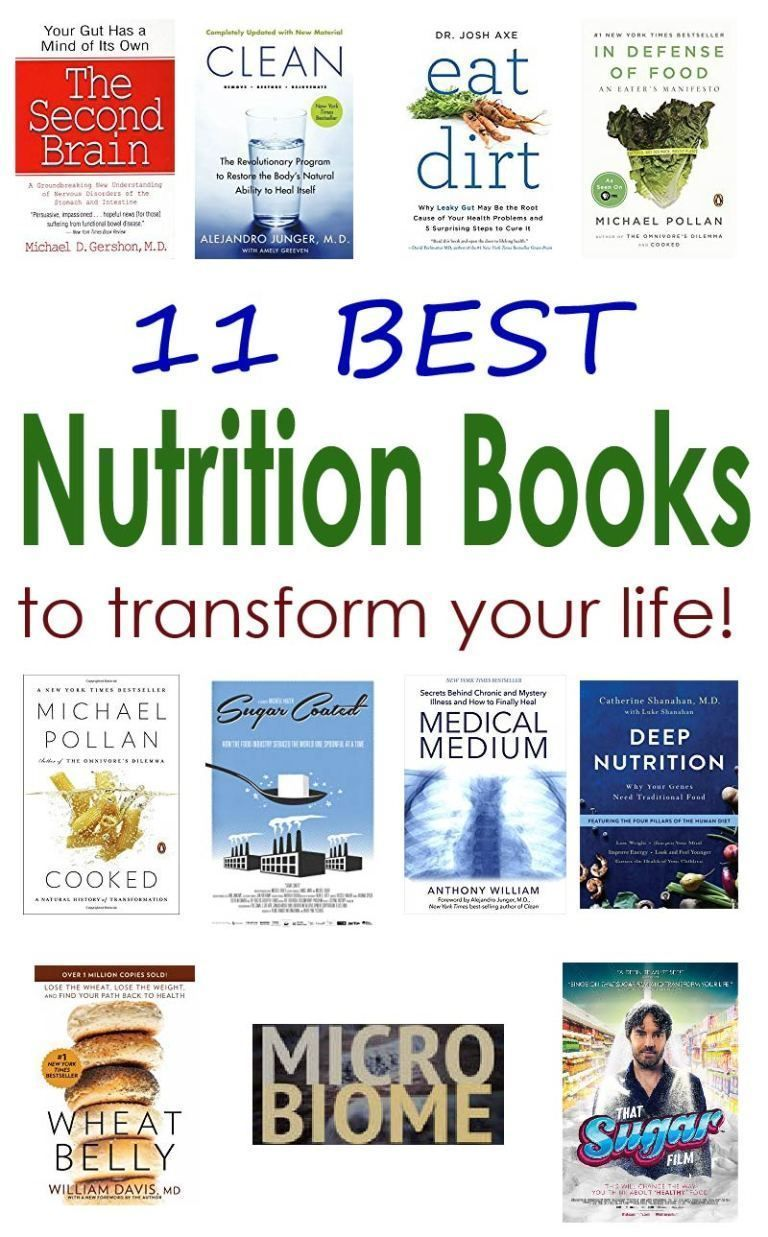 books that will help improve your life On a journey to improve your health by eating better? Start by reading these 11 best nutrition books.#nutritionOn a journey to improve your health by eating better? Start by reading these 11 best nutrition books.#nutrition
