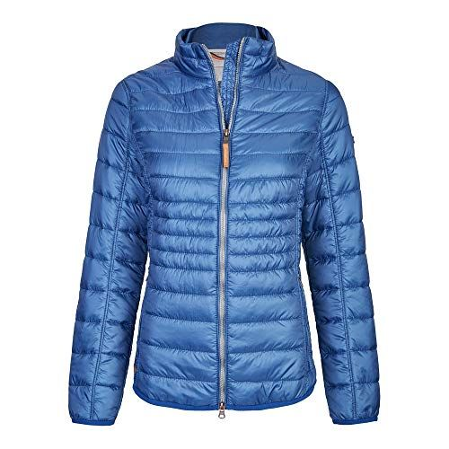Blau Ocean Camel Active Womenswear Jacke Damen Leichtstepp L4j35AqcR