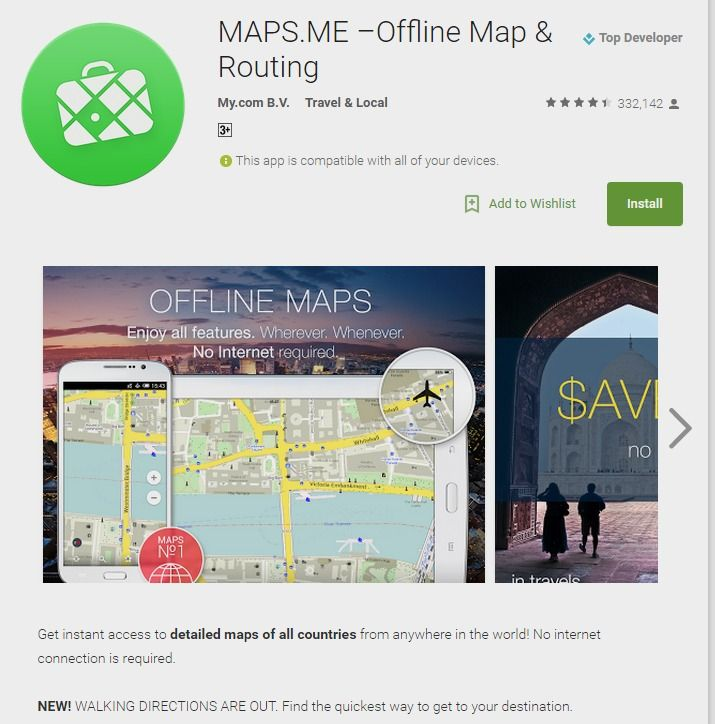 MAPS.ME –Offline Map & Routing - Android Apps on Google Play ... on internet map art, internet email, internet health, internet web app, internet map store, internet phone app, internet map history,