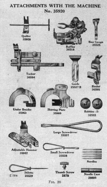 Singer Treadle Sewing Machine Parts : singer, treadle, sewing, machine, parts, Vintage, Sewing, Machines