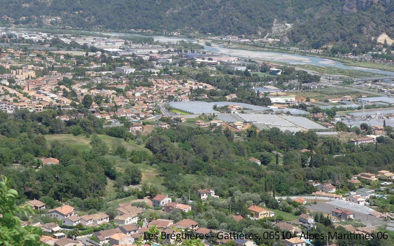 Les Bréguières - Gattières, 06510 - Alpes-Maritimes 06