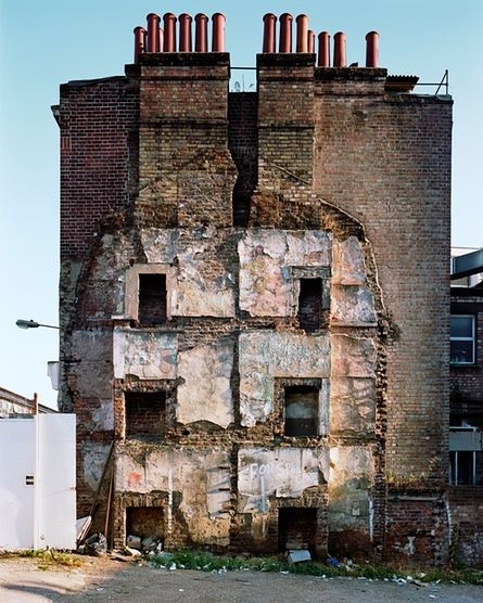 Ghosts Of The Blitz: The Poetry Of London's World War