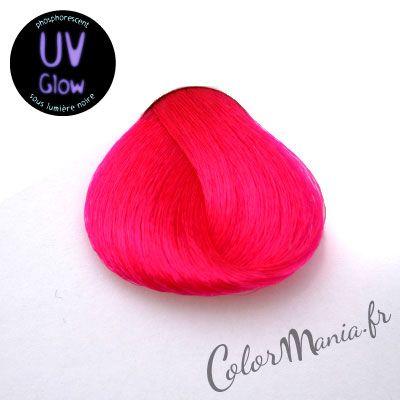 Coloration Cheveux Rose UV Semi-permanente- (c) Color-Mania (http://www.color-mania.fr/boutique/coloration-cheveux-rose-uv/)