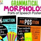 Help+your+students+get+to+the+root+(or+prefix!)+of+Parts+of+Speech!  These+bright+and+modern+posters+will+help+your+students+make+important+connect...