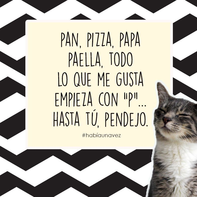 Hasta tu, Pendejo....
