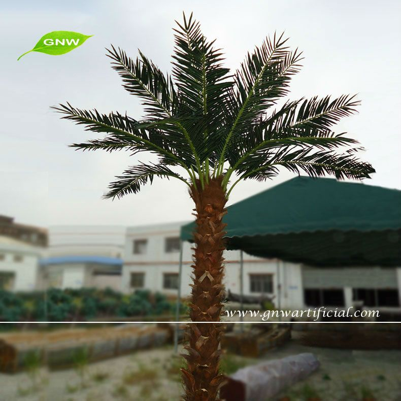 Wedding Trees For Sale: APM042 GNW Fake Palm Tree For Sale 12ft High For Wedding