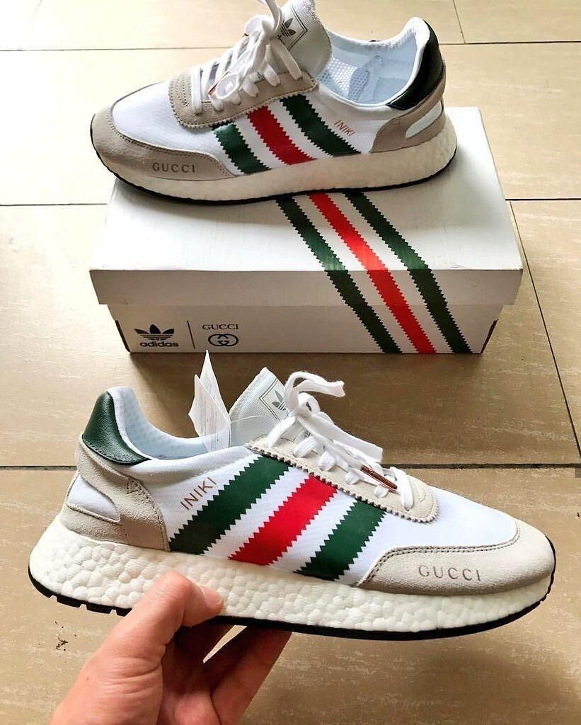 Need appraisal: Adidas X Gucci Iniki Boost-- Are these fake?