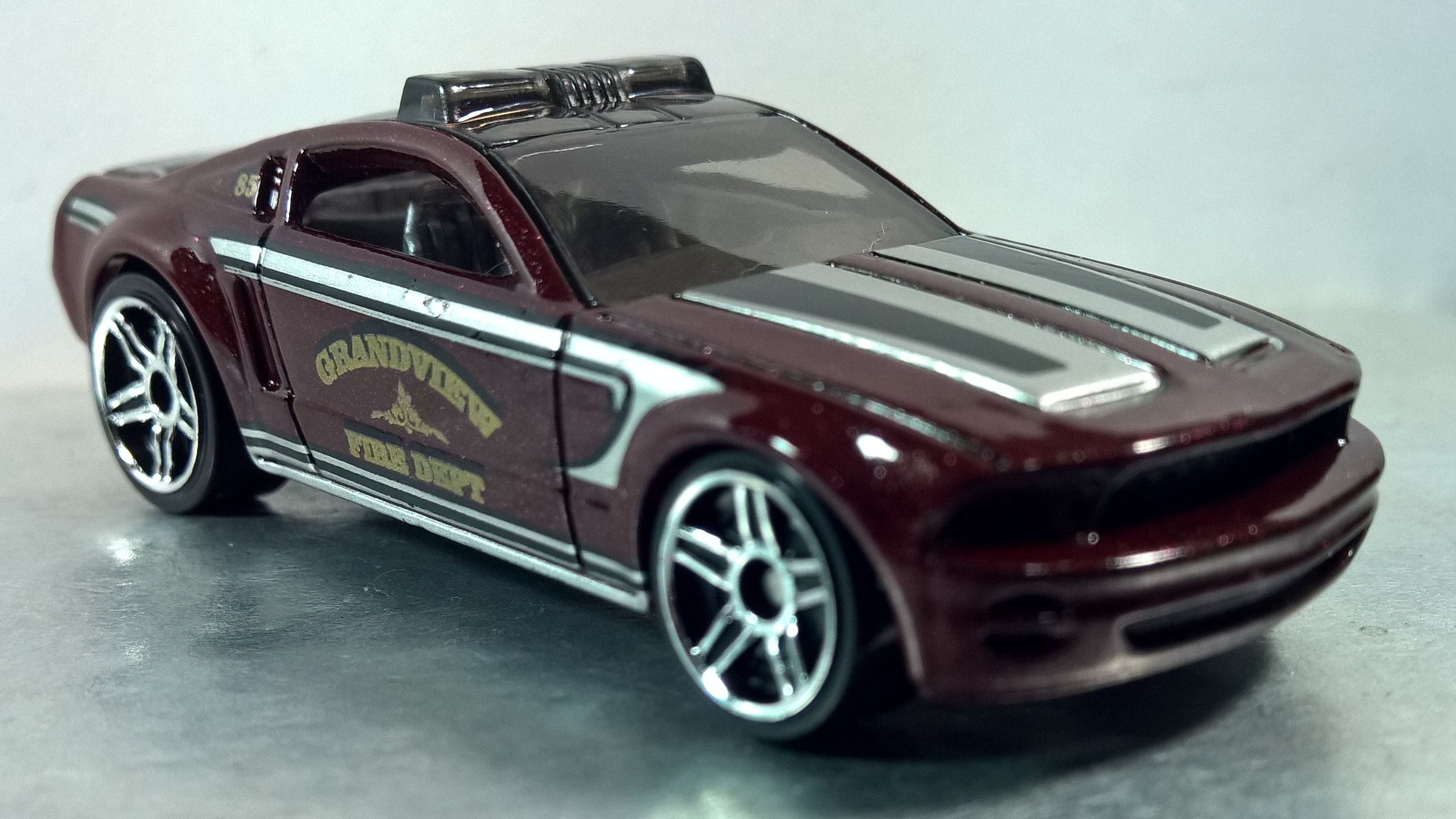 Ford Mustang Gt Concept Hw Main Street 2 10 2011 7 Ford Mustang Gt Hot Wheels Mustang Gt