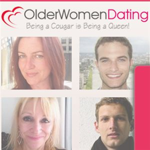 Cougar dating definition