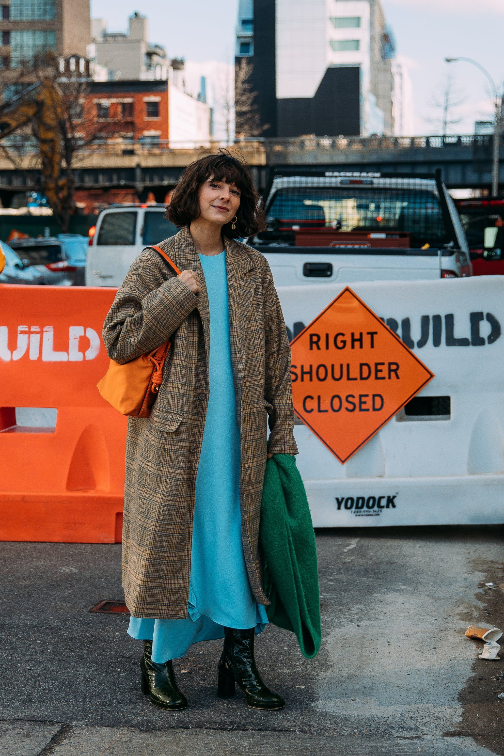 Day 1 in 2020   Street style trends, New york street style