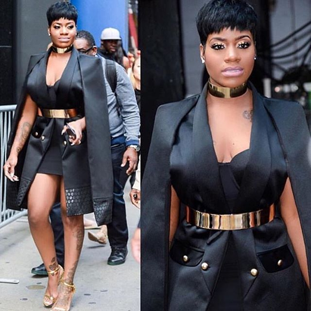 Fantasia Hairstyles fantasia barrino side fade with side bangs hairstyles Find This Pin And More On Short And Sweethairstyles By Akbanks426