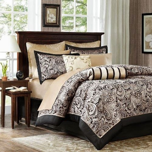 Beau Bedroom Decor Ideas And Designs: Top Ten Paisley Bedding Sets