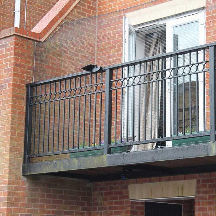 Cat Balcony Mesh Kit Proof