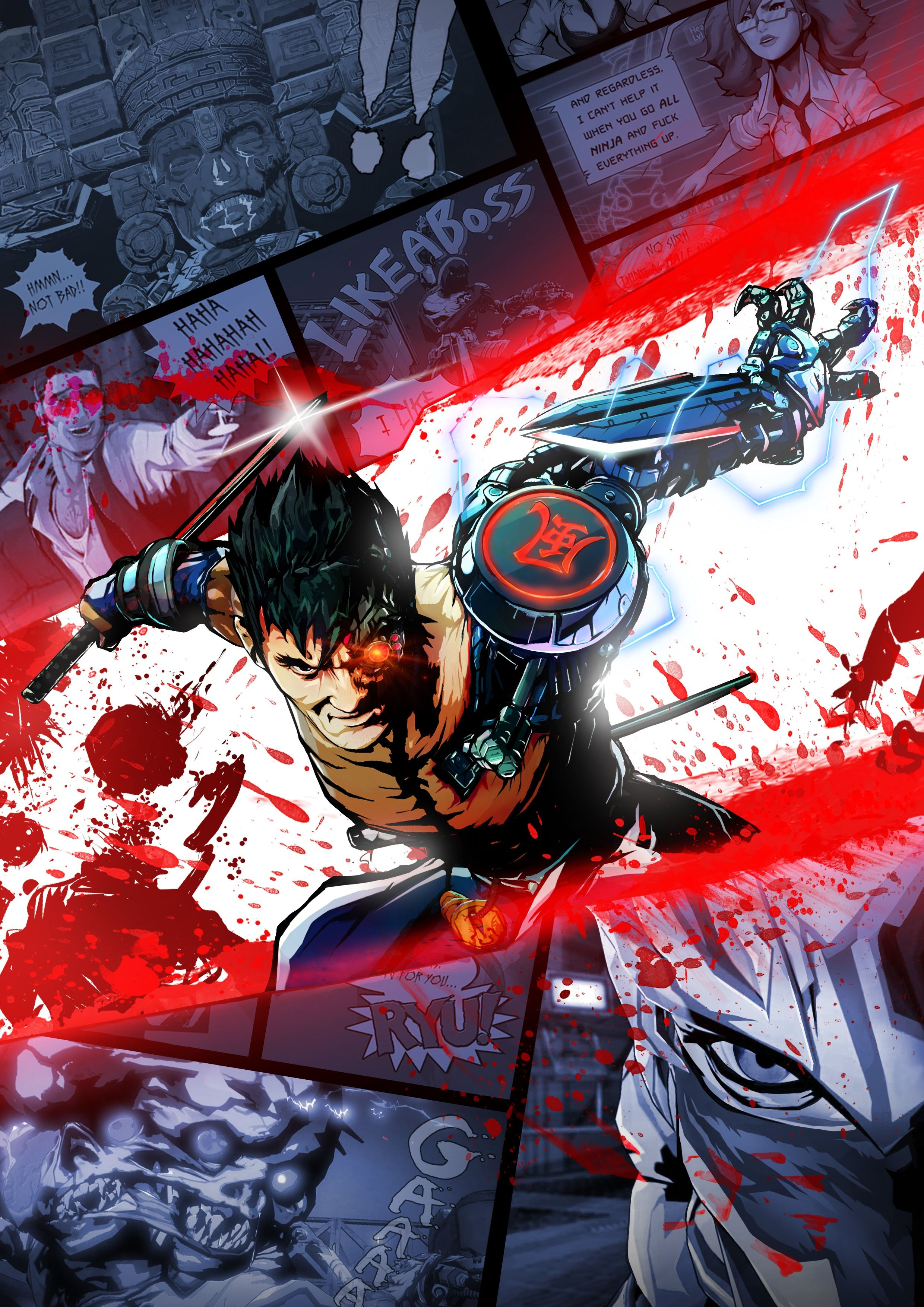 YAIBA NINJA GAIDEN Z FOR PS3, XBOX 360 & PC Ninja