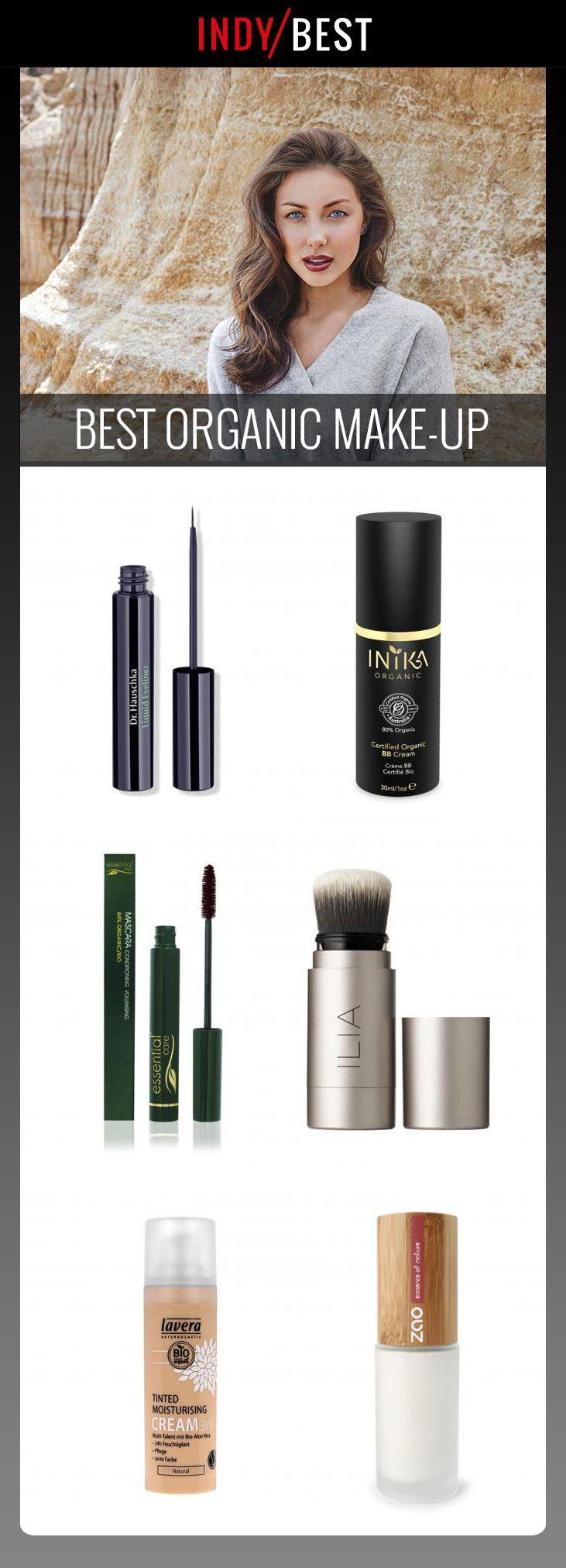 10 best organic makeup products that your face will thank