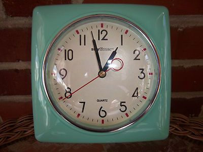 Vintage Kitchen Clock Clocks