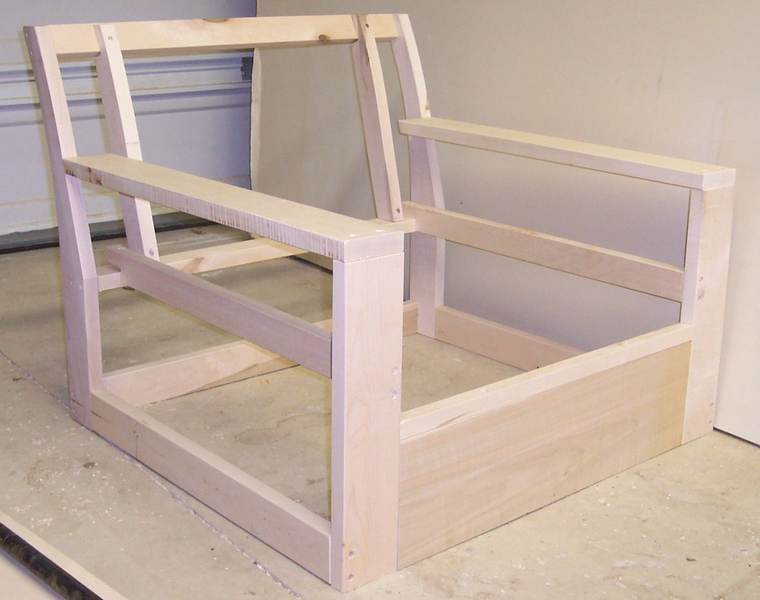 5152 Chair Frame