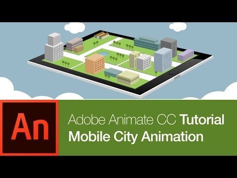 animate cc tutorial mobile city free download youtube