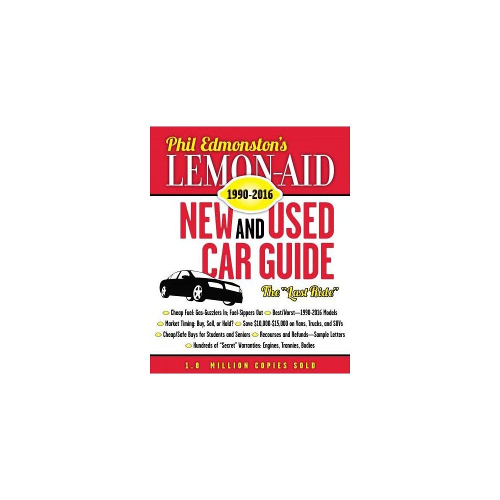 Outstanding Lemonaid Guide Gift - Classic Cars Ideas - boiq.info