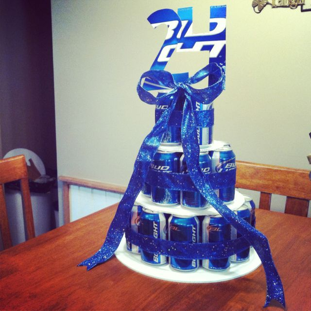 24th Birthday Beer Cake Funny 24th Birthday Birthday