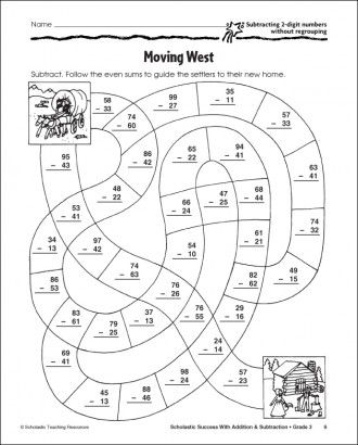 Addition 3 Digit Numbers Without Regrouping Worksheets - addition ...