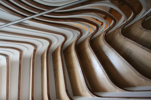 Atmos Studio — Sensualscaping Stairs