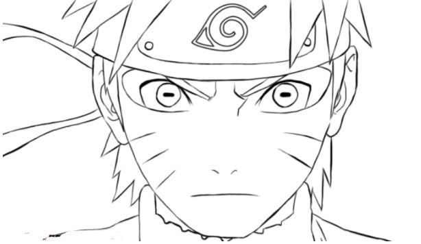 naruto coloring pages Coloring Board Pinterest - fresh coloring pages rick and morty