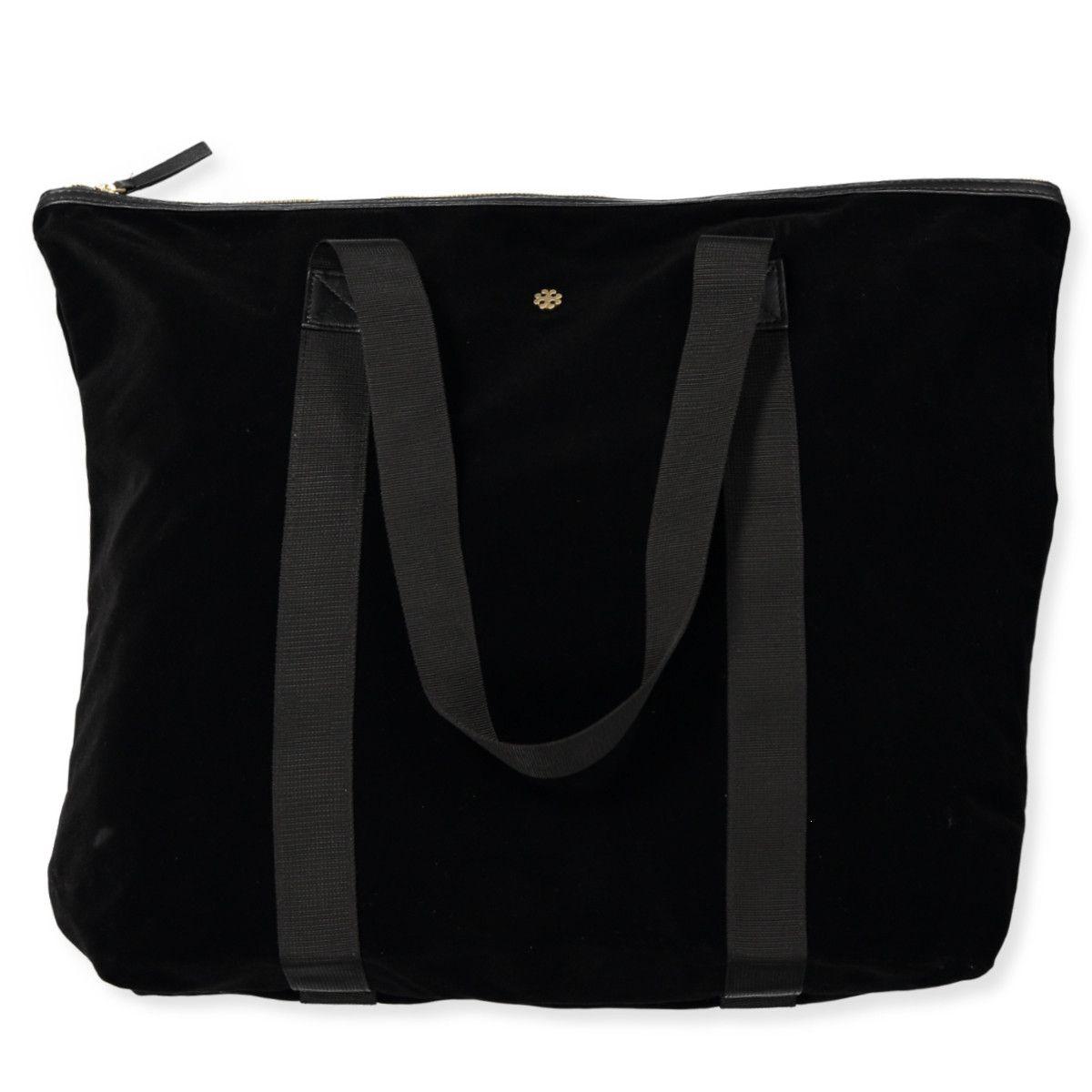 993af716 Day Birger et Mikkelsen - Gweneth velvet bag - Black | wishlist ...