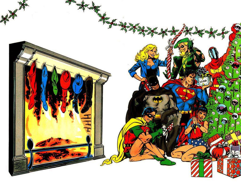 justice league christmas byrne by ~namorsubmariner on deviantART ...