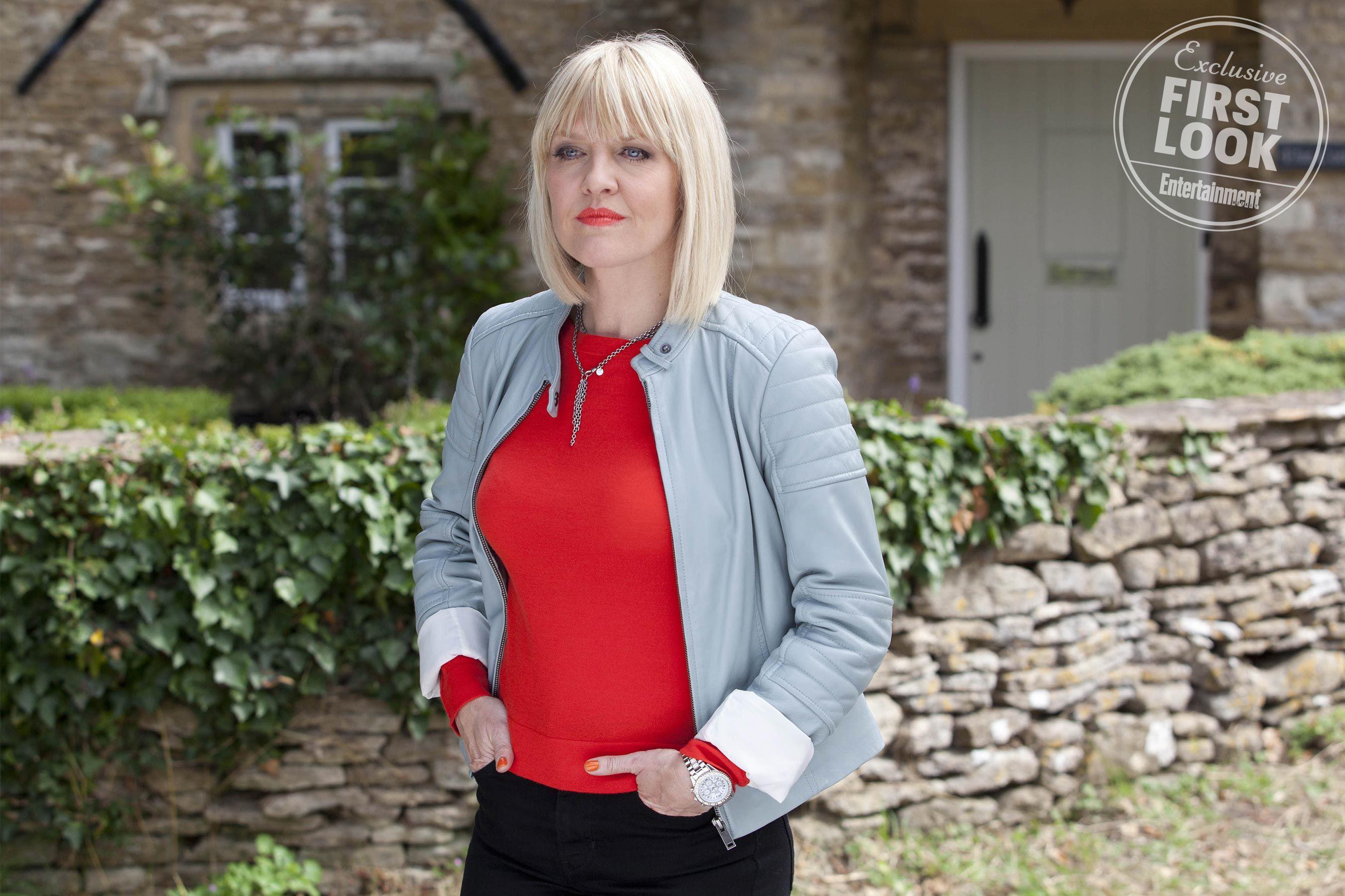 Agatha Raisin Exclusive First Look At Season 2 Of British