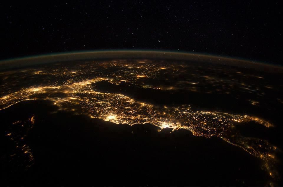 earth from outer space - photo #20