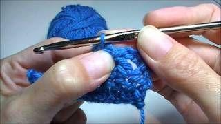 2 Half Afgehaakte Stokjes Youtube Haken Pinterest Crochet