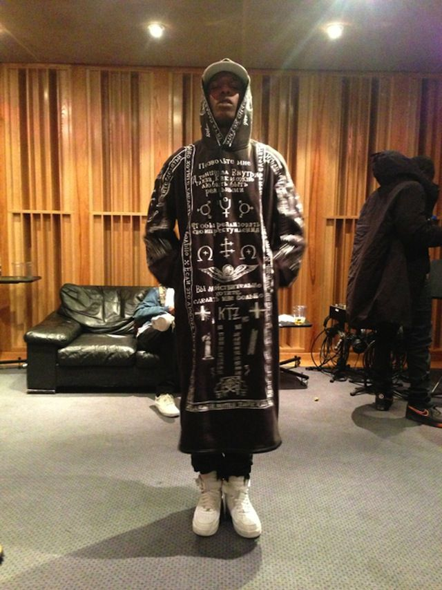 Illuminati swag by Asap Rocky