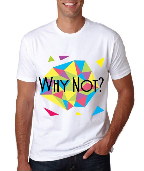 Wonder & Pine graphic design. Here is a cool geometric t-shirt mockup design.