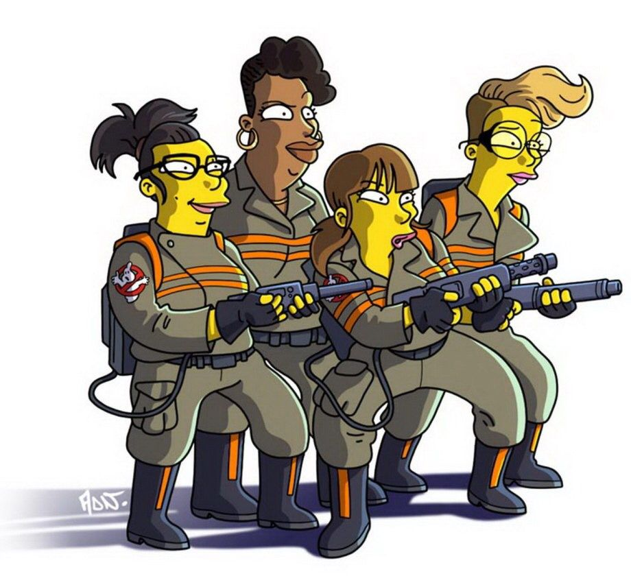 Simpson-busters