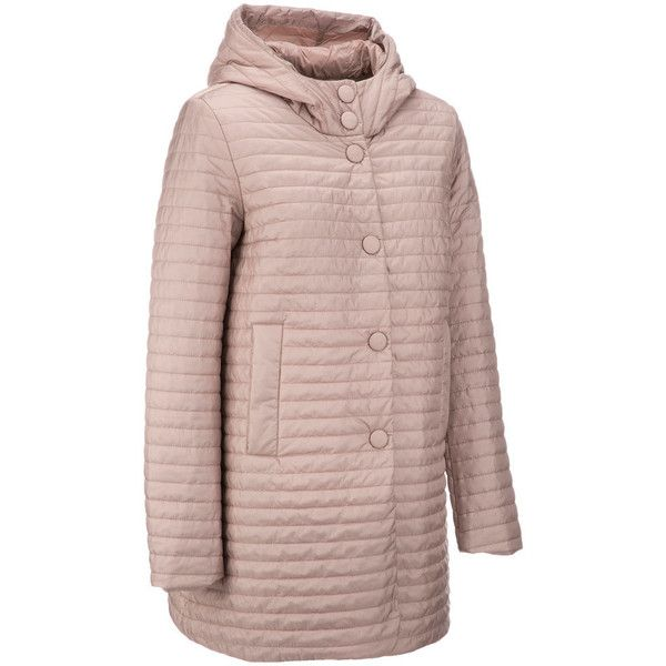 79f09cd9f8 Geox Jacket featuring polyvore, women's fashion, clothing, outerwear,  jackets, down jackets, dusty rose, down jacket, down filled jackets, geox  jackets, ...