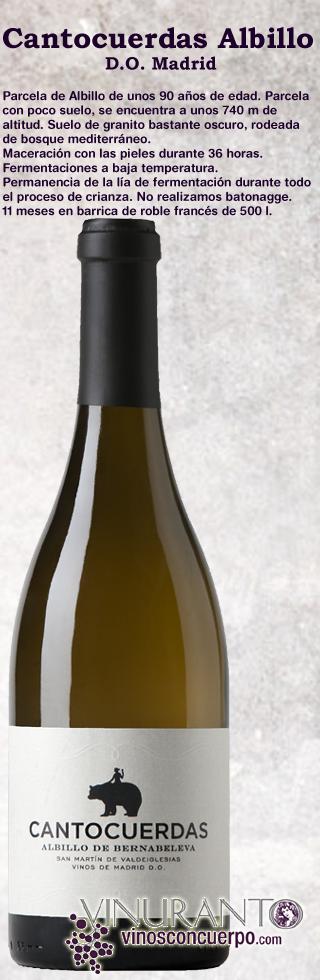Criado rodeado de bosque mediterráneo y reposado en sus propias lías para ofrecer un vino blanco excepcional. --- Grown up surrounded by Mediterranean woods and resting over its own lees just to offer an exceptional white wine.