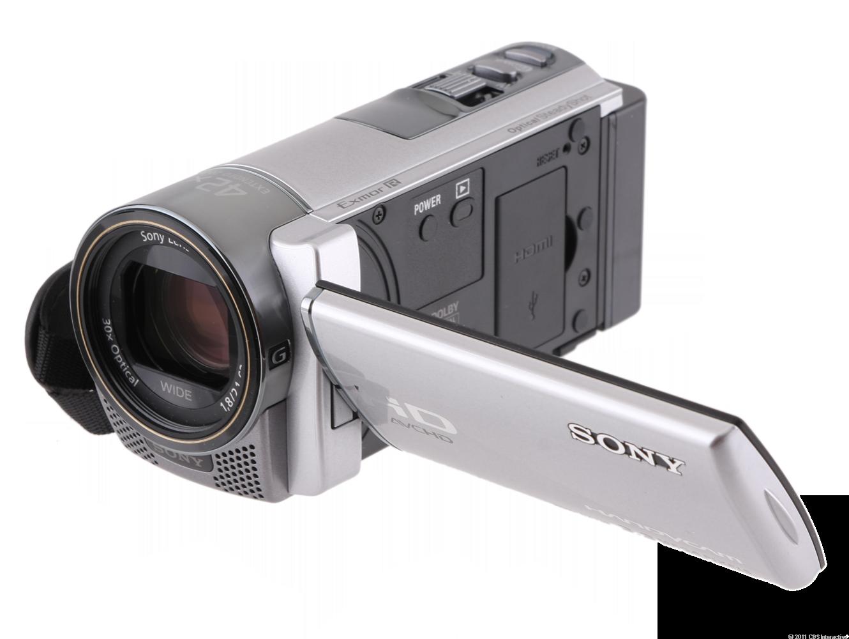 cnet s comprehensive sony handycam hdr cx130 black coverage rh pinterest com Professional HD Camcorders Canon Vixia HD Camcorder