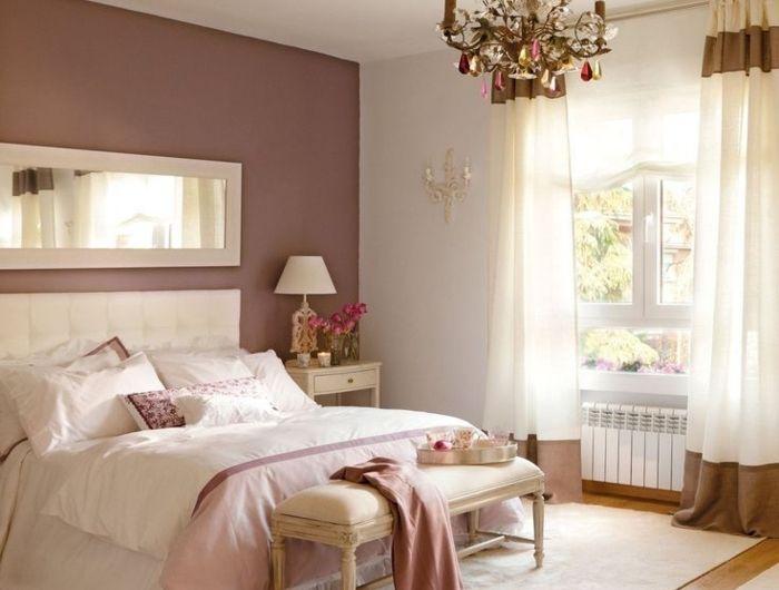 Mauve Couleur Chambre En Violet Design D Intérieur