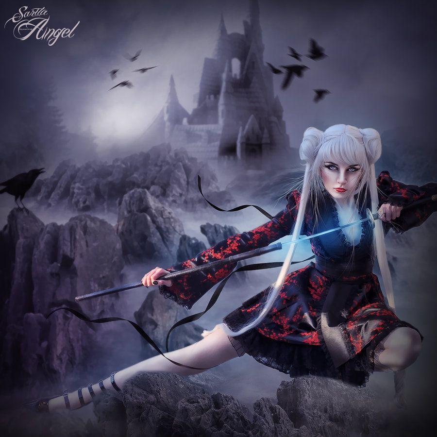 Revenge by saritaangel07 on deviantART Art, Character, Anime